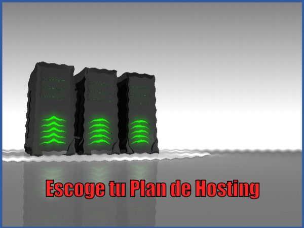 solicita tu plan de hosting