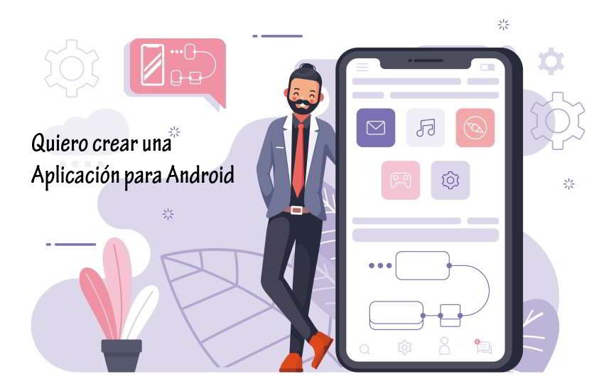como crear una aplicación para móvil