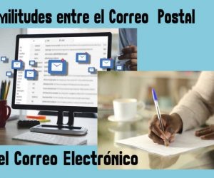 Similitudes del Correo Postal con el Correo Electrónico