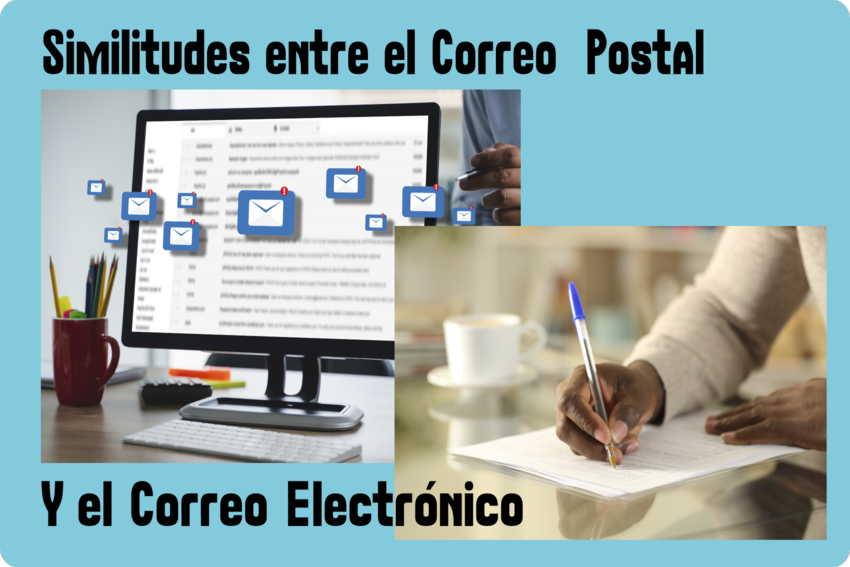 similitudes correo postal